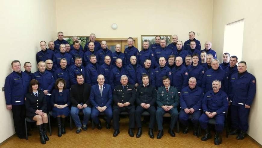 Apžvelgta 2017 metų Ukmergės rajono savivaldybės priešgaisrinės tarnybos veikla
